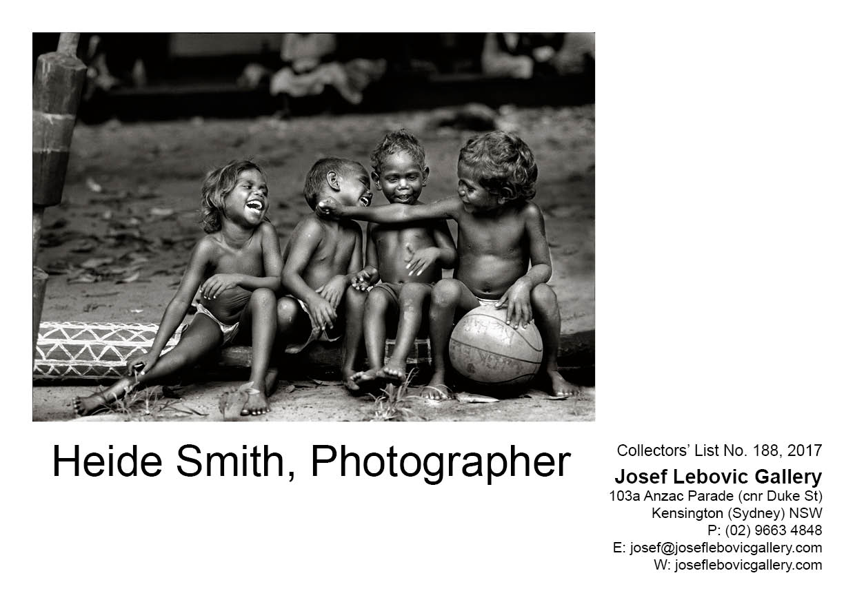 188 - Heide Smith, Photographer