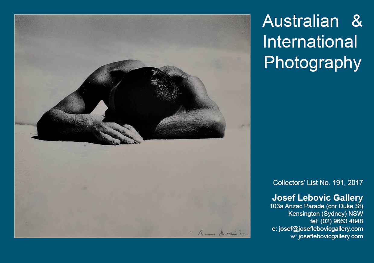 191 - Australian & International Photography