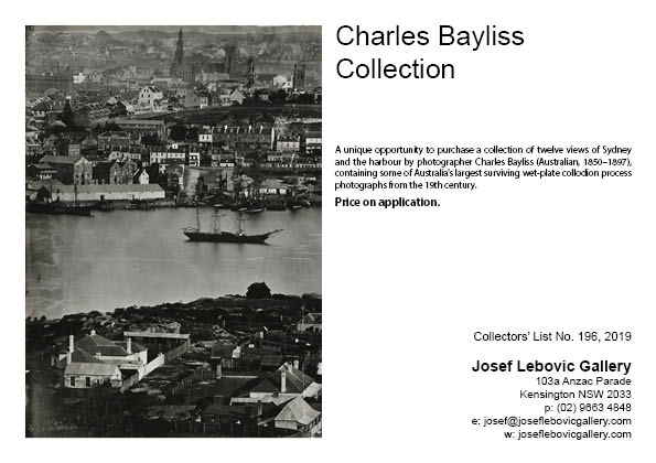 196 - Charles Bayliss Collection