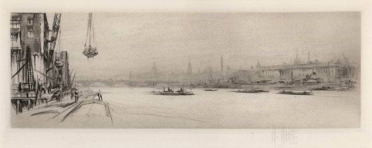 [The Thames]. William Walcot, Brit.