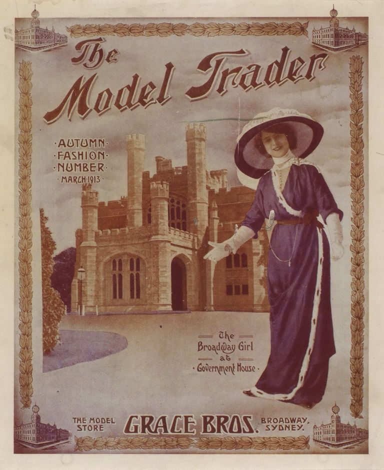"""The Model Trader"" [Cover Pages]"