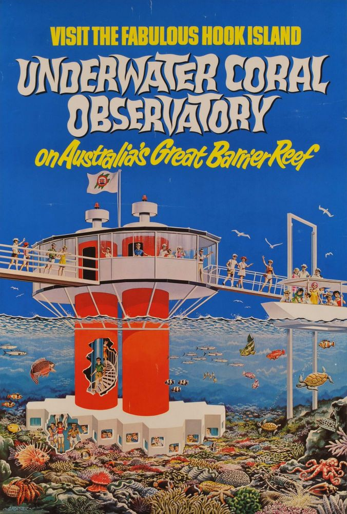Visit The Fabulous Hook Island Underwater Coral Observatory On Australia's Great Barrier Reef