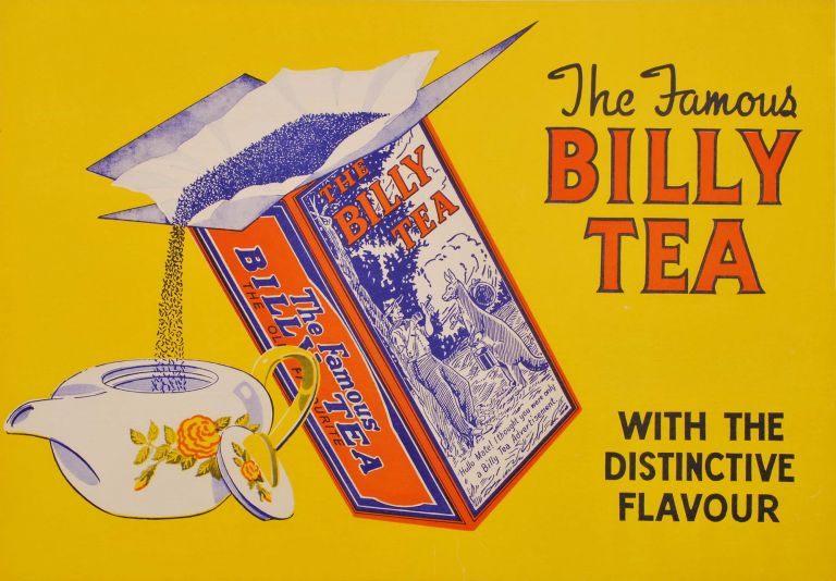 The Famous Billy Tea