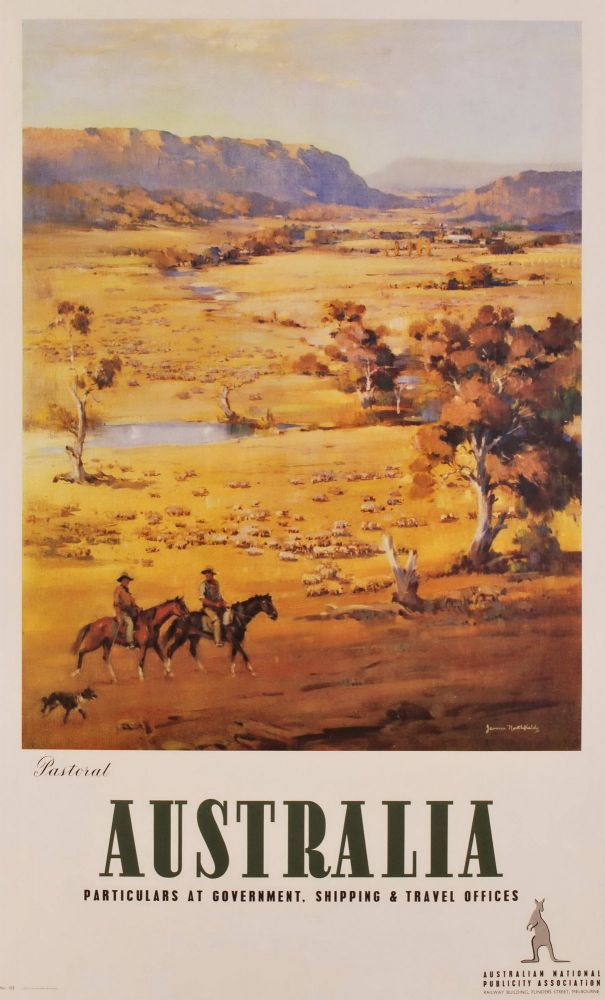 Pastoral Australia. James Northfield, Aust.