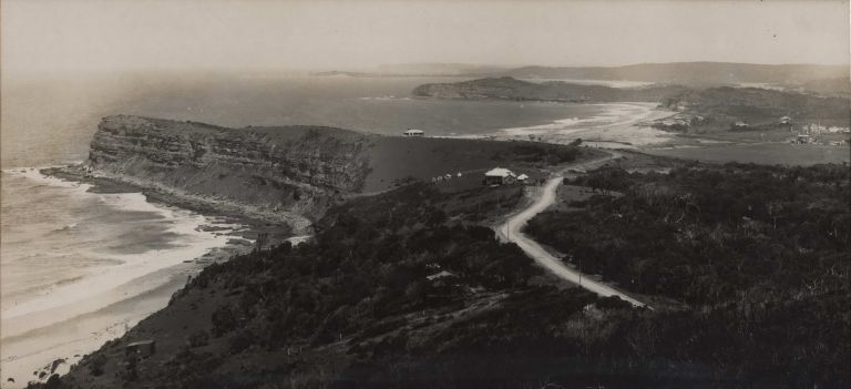 View From Bushranger's Pt Near Newport Hill [NSW]. NSW Government Printer, commenced 1842 Aust.