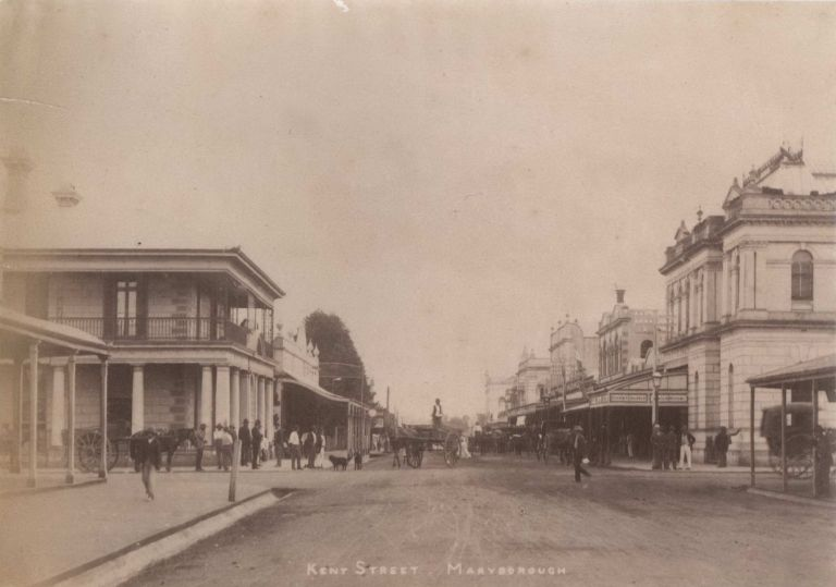 Maryborough, Queensland