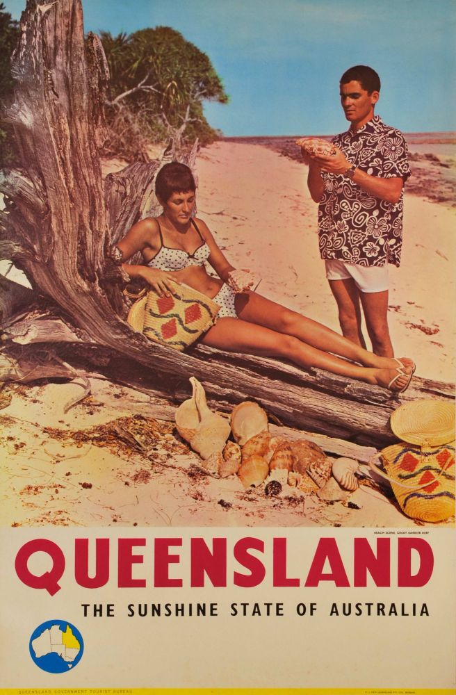 Queensland. The Sunshine State Of Australia
