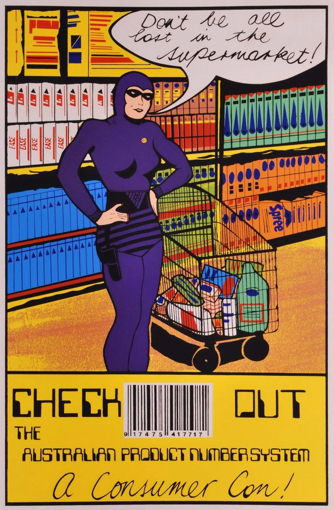 Don't Be All Lost In The Supermarket! Check Out The Australian Product Number System. A Consumer Con!