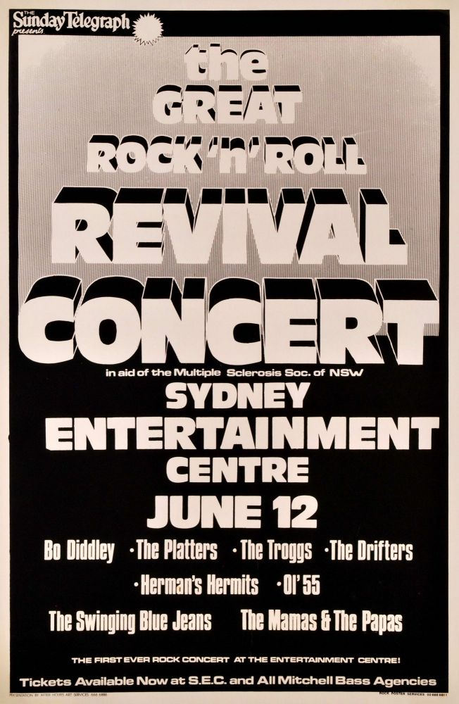 The Great Rock 'N' Roll Revival Concert