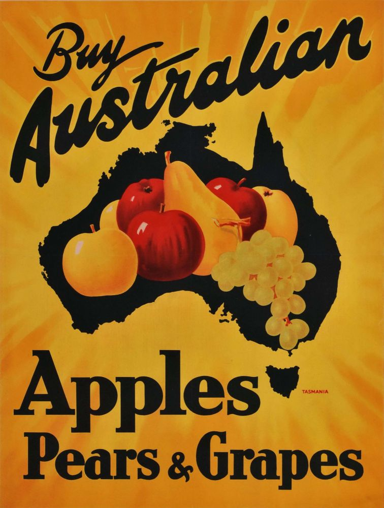 Buy Australian Apples, Pears And Grapes