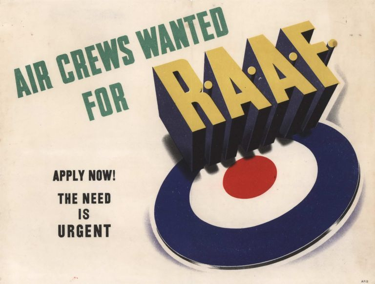 Air Crews Wanted For RAAF