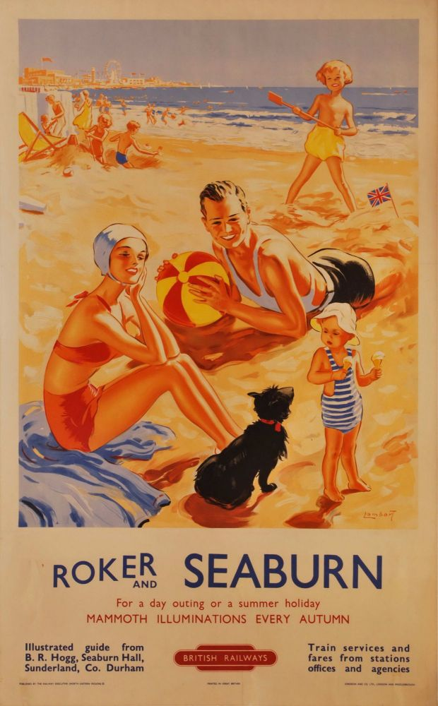 Roker And Seaburn. Brit.