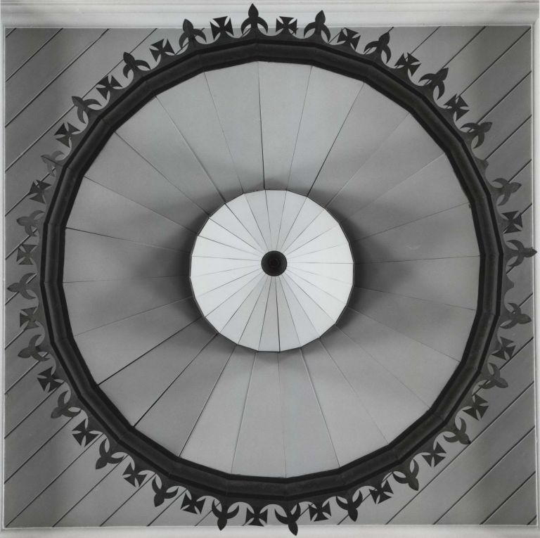 Dubbo Court House, Ceiling Detail [NSW]. Terry Naughton, b.1941 Aust.