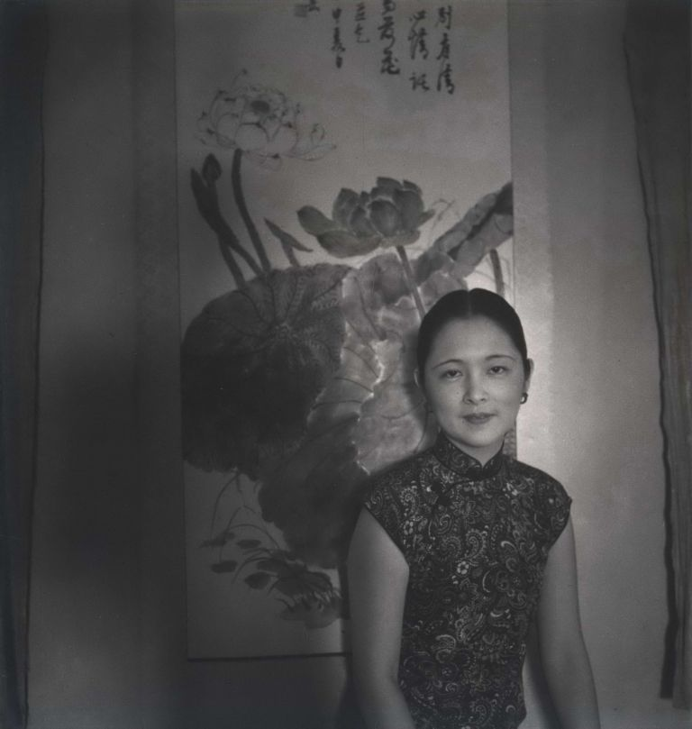 [Mrs K.C. Wu]. Cecil Beaton, Brit.