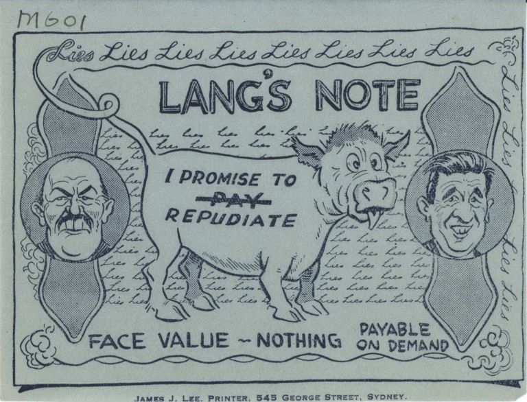 Lang's Note