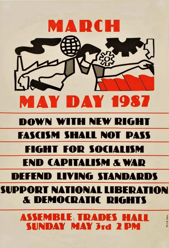 March May Day
