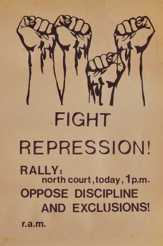 Fight Repression!