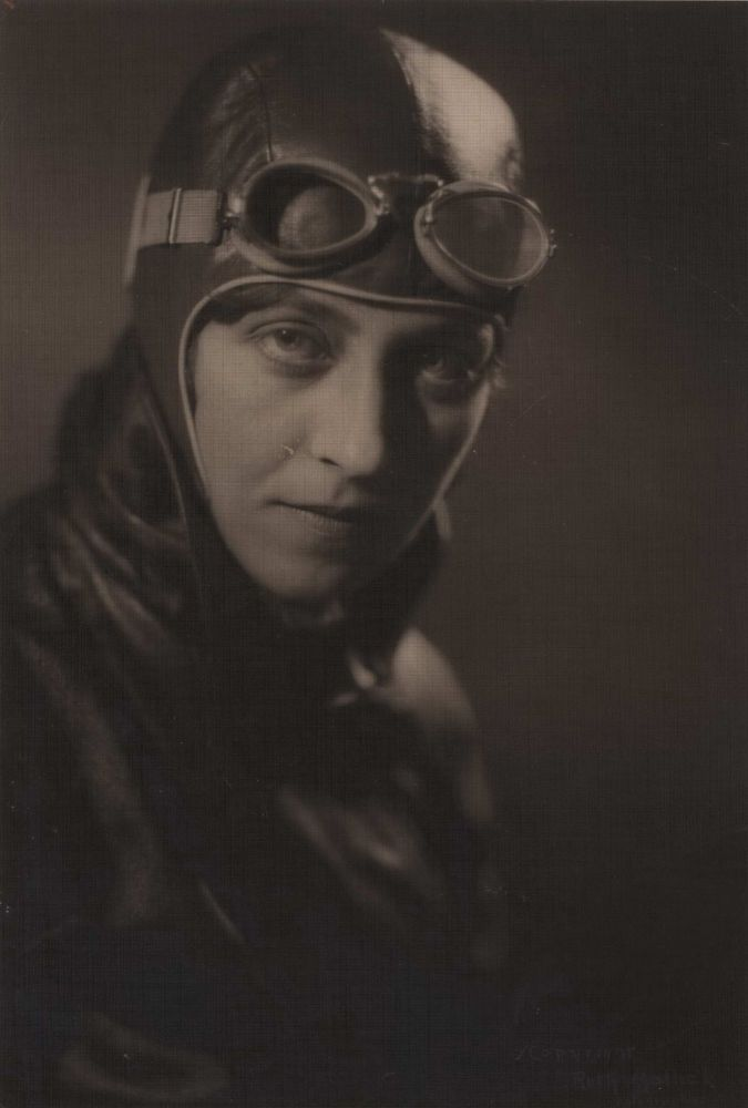 Amy Johnson [Pilot]. Ruth Hollick, Aust.