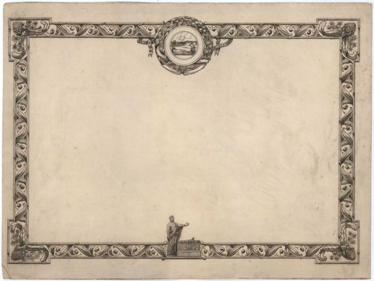 [Design For Debating Certificate]. Gayfield Shaw, Australian.