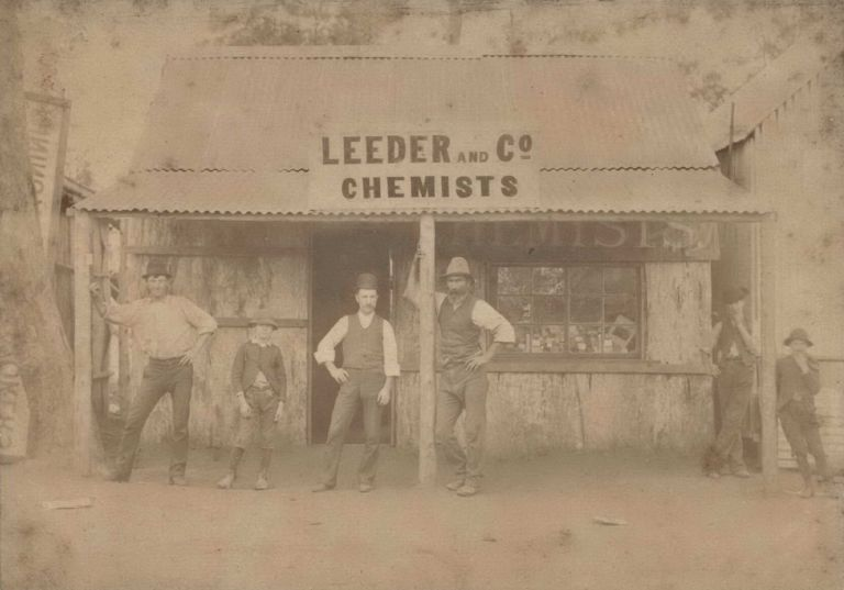 Leeder And Co, Chemists [Temora, NSW]