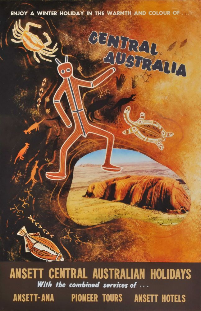 Enjoy A Winter Holiday In The Warmth And Colour Of Central Australia