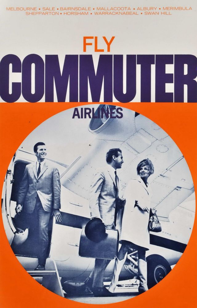 Fly Commuter Airlines