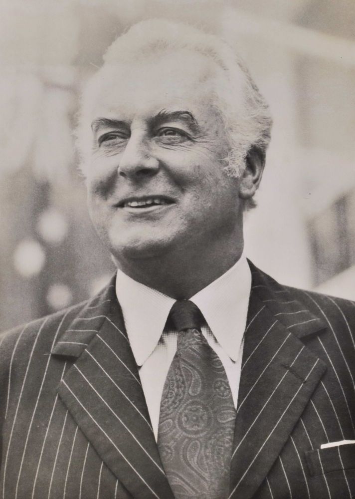 [Gough Whitlam]