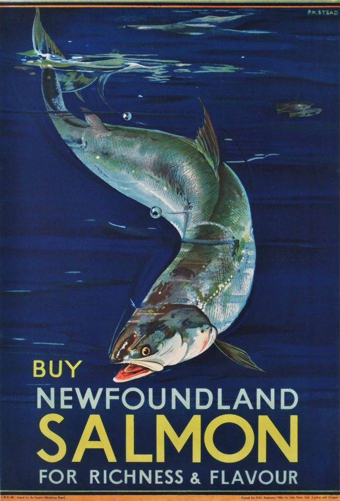 Buy Newfoundland Salmon For Richness And Flavour