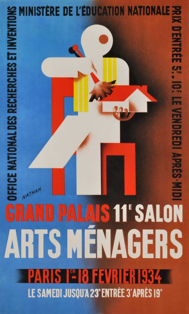 11e Salon Arts Menagers [11th Household Arts Fair]