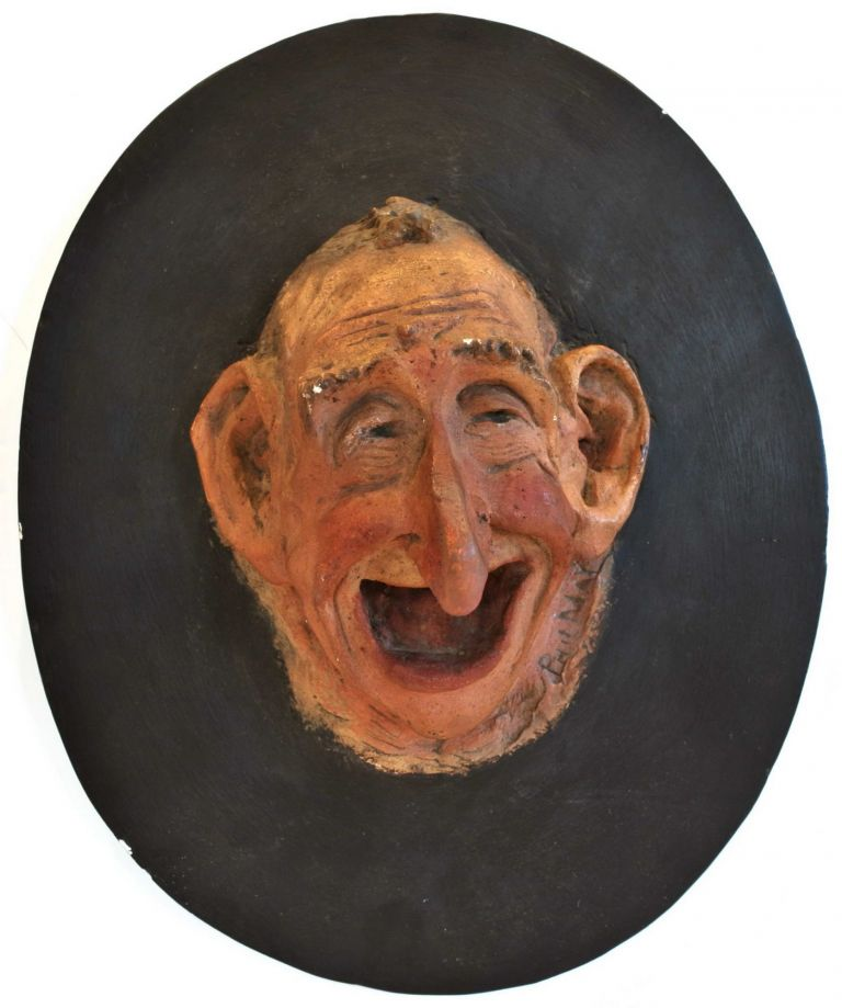 [Self-Portrait As Caricature]. Phil May, British/Aust.