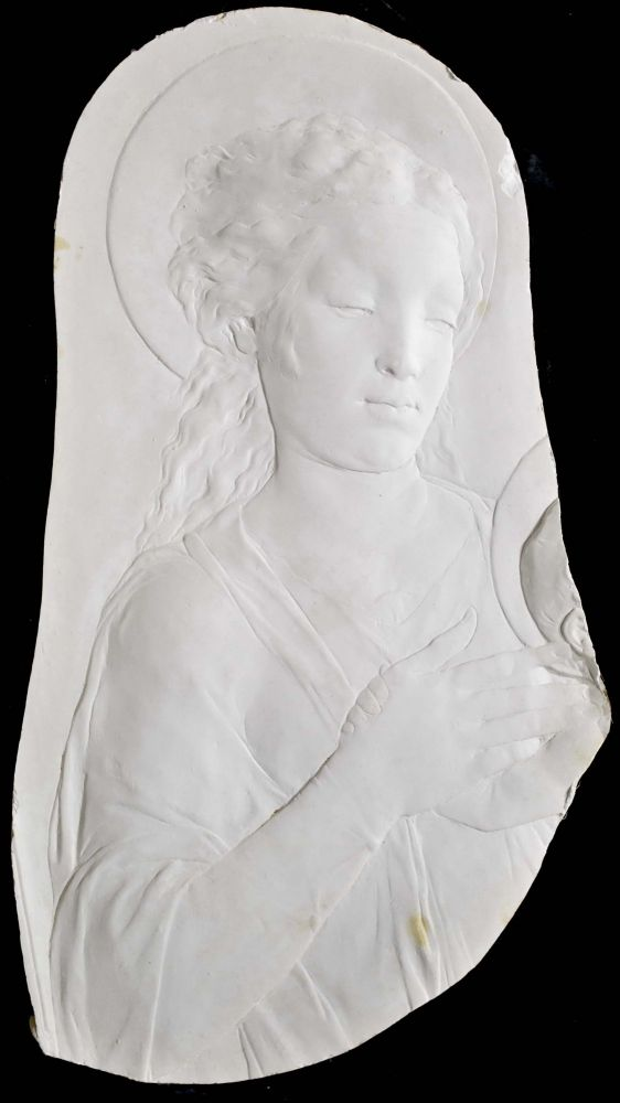 [Virgin Mary]. Attrib. Rayner Hoff, Aust.