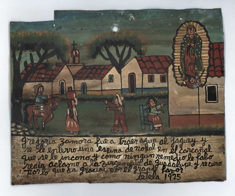 Retablos. Mexican Folk Art.