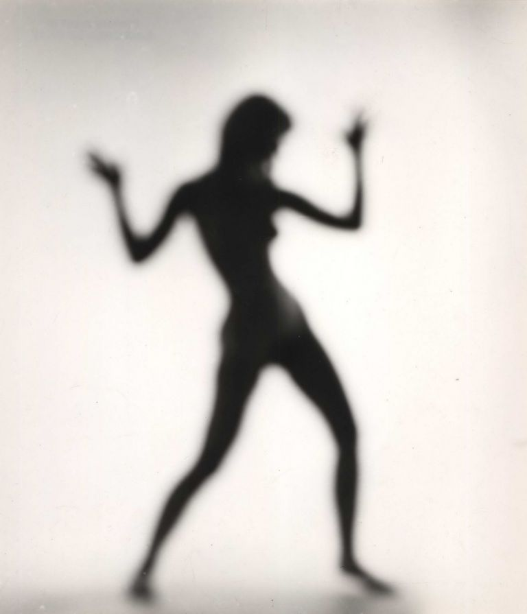 [Female Silhouette]. Laurence Le Guay, Aust.