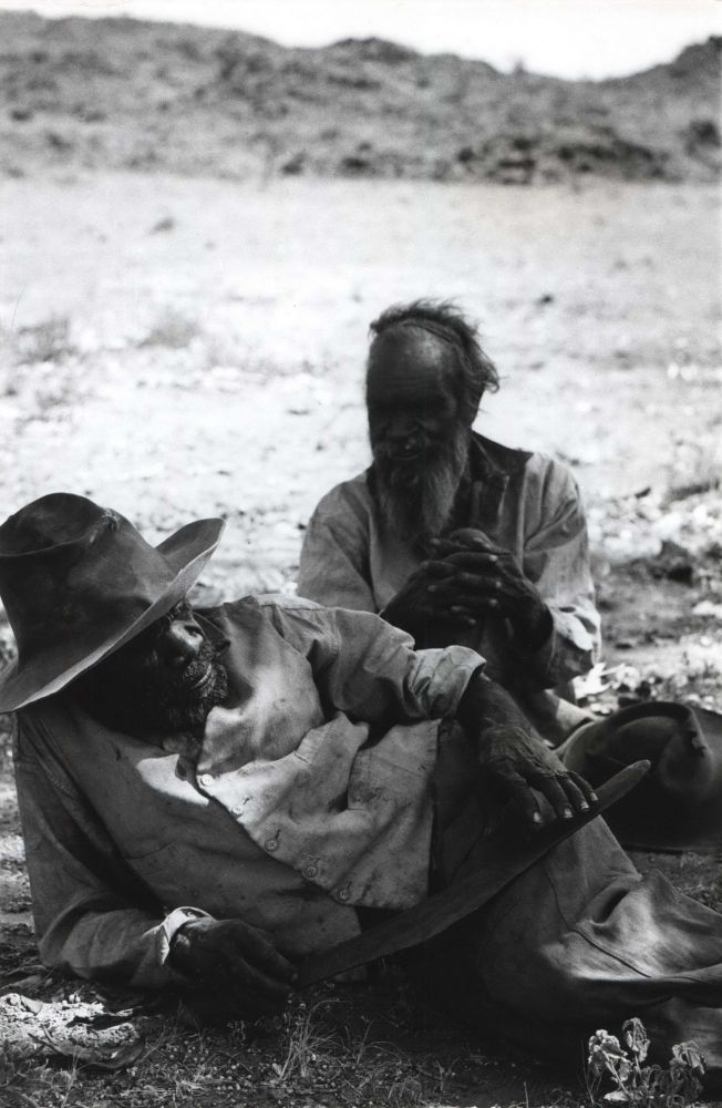 Aboriginal Elders, Ernabella, South Australia. David Moore, Aust.