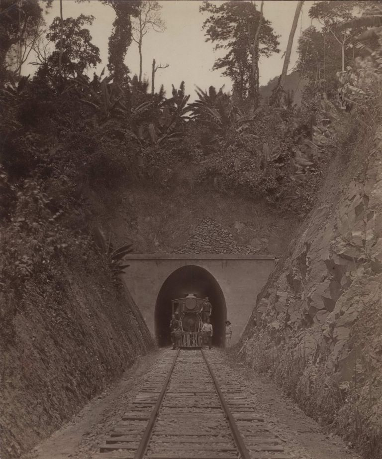 Queensland. No. 1 Tunnel [Dularcha Railway Tunnel]