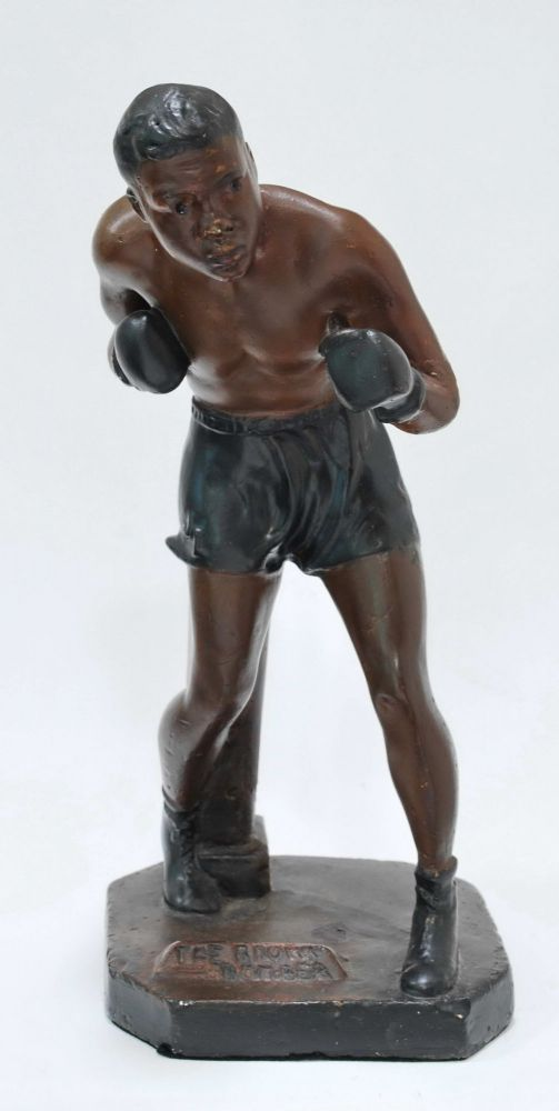 The Brown Bomber [Joe Louis]