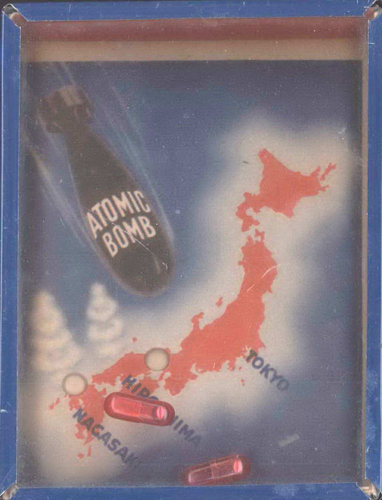 Atomic Bomb Game. Good For Nerves [Dexterity Puzzle]