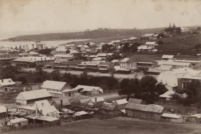 [Views Of Kiama, NSW]. Samuel Cocks, Aust.