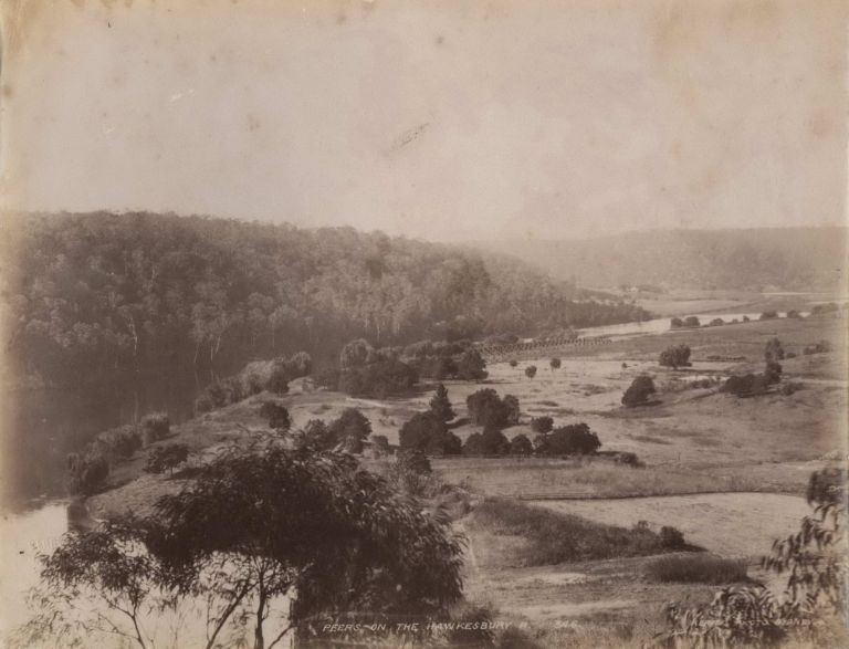 [Views Of The Hawkesbury River, NSW]. Charles Kerry, Aust.