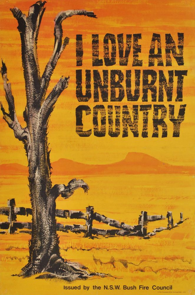 I Love An Unburnt Country