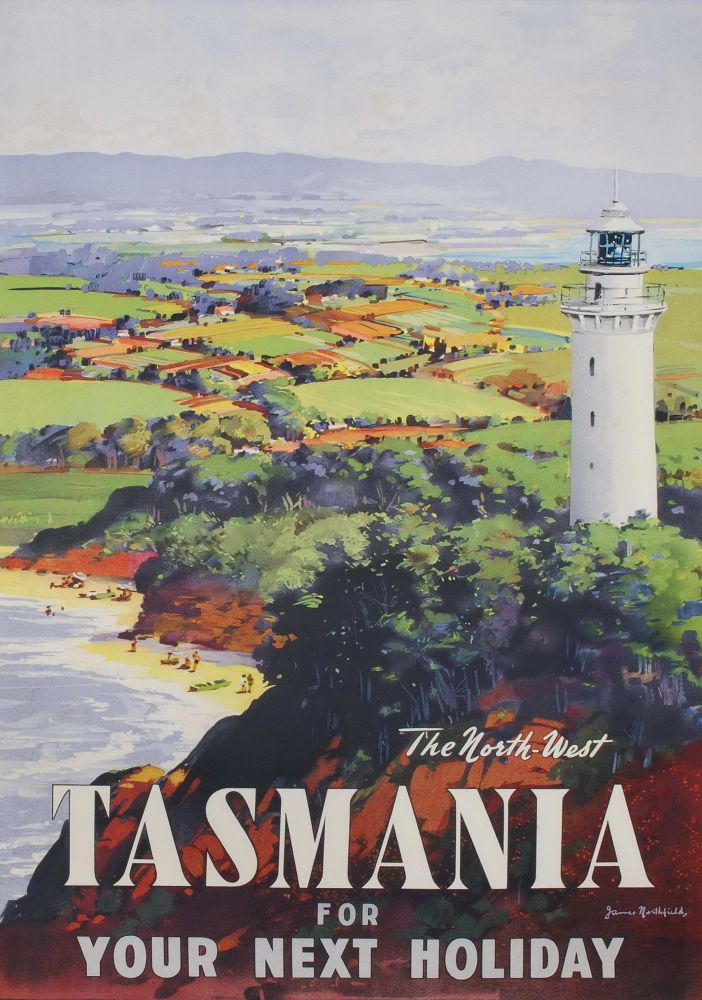 The North-West Tasmania For Your Next Holiday. James Northfield, Australian.