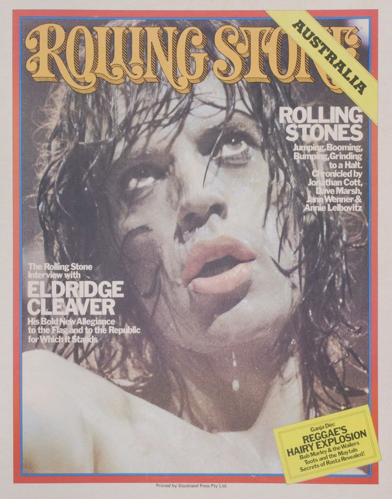 """""""Rolling Stone"""" [Mick Jagger]"""