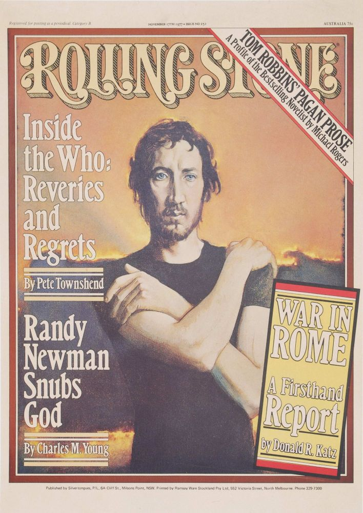 """Rolling Stone"" [Pete Townshend, The Who]"