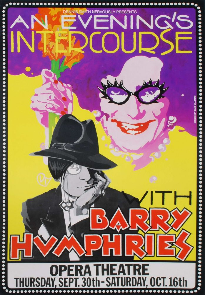 An Evening's Intercourse With Barry Humphries