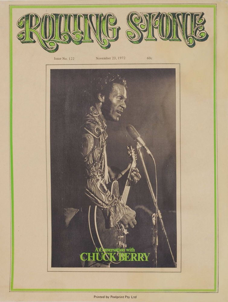 """""""Rolling Stone"""" [Chuck Berry]"""