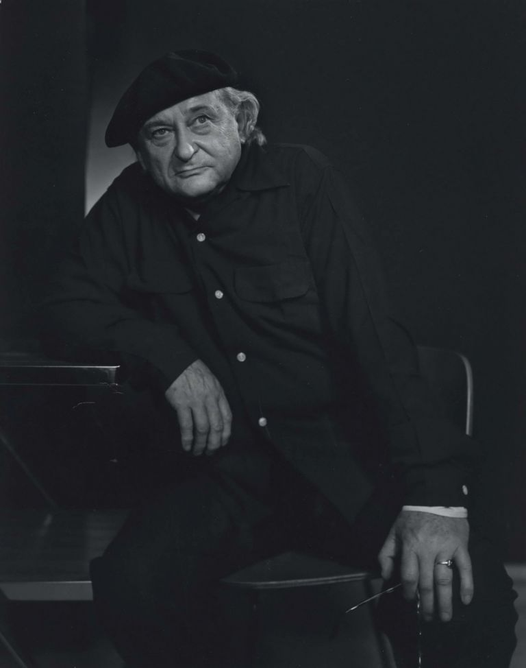 Jacques Lipchitz. Yousuf Karsh, Canadian.
