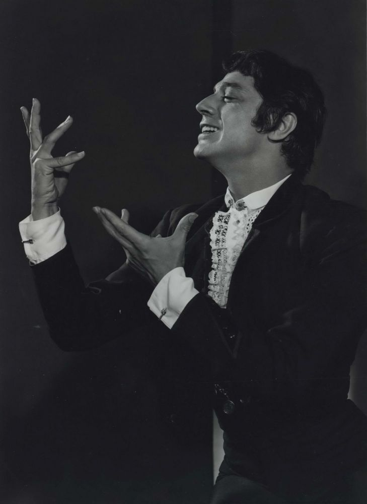 The Greatest Spanish Dancer Of Them All… Antonio…Supplicating. Yousuf Karsh, Canadian.