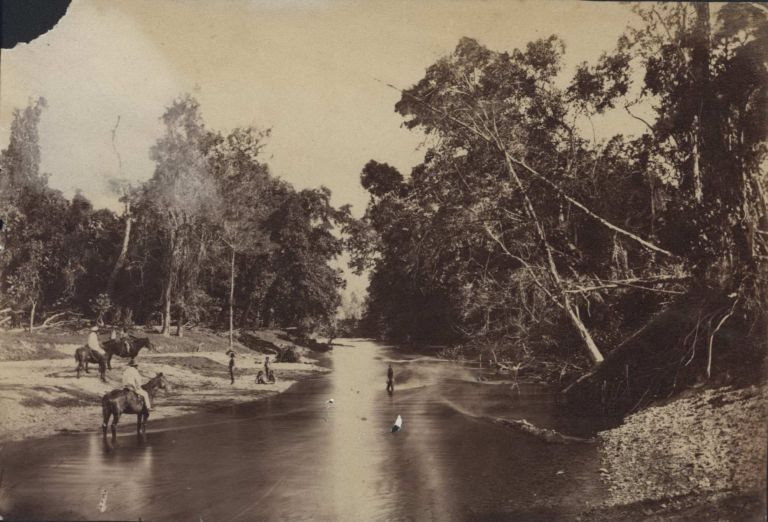 [Native Police Troopers, Herbert River, Queensland]