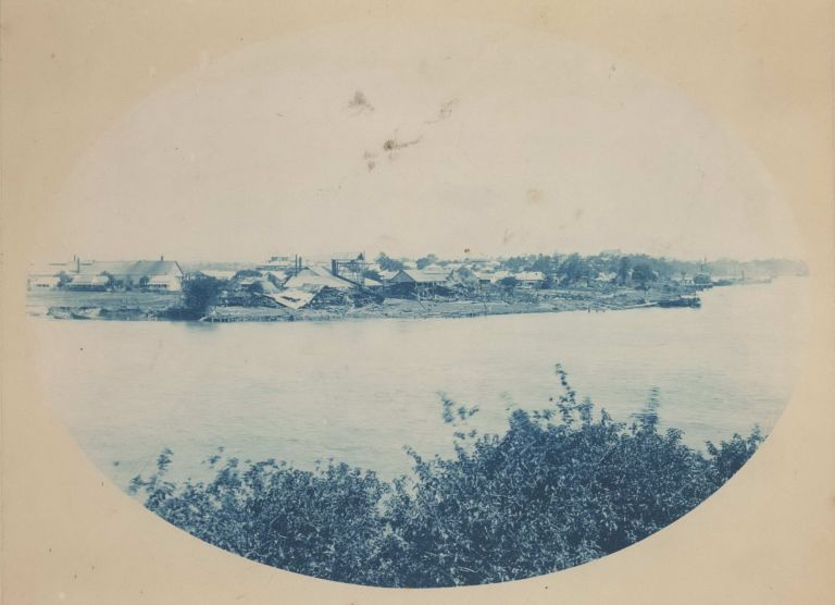 Kangaroo Point [and] Sutton's Foundry, Kangaroo Point [Queensland]