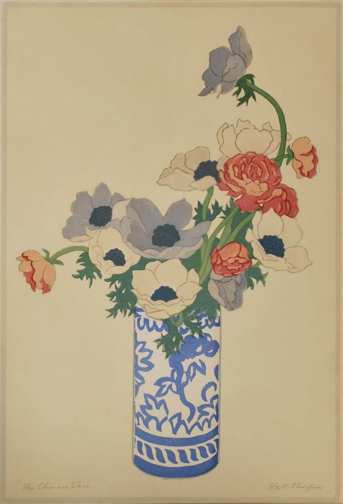 The Chinese Vase. Hall Thorpe, Aust./British.